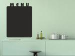 Naklejka tablicowa menu naklejka tablica w sklepie internetowym Naklej-To