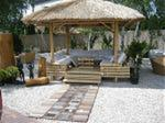 Altanka Hawajska + meble bambuswe z lampka i ławą gratis w sklepie internetowym Extrahome.pl