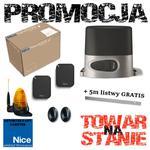 NICE ROBO 500 - NAPĘD DO BRAMY PRZESUWNEJ (zestaw) w sklepie internetowym dd-company.pl