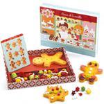 Pierniczki dla dzieci do ozdabiania - pierniczki bożonarodzeniowe z drewna, DJECO w sklepie internetowym MądreSzkraby