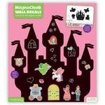 Mudpuppy Naklejki magnetyczne - tablice kredowe Księżniczki w sklepie internetowym MądreSzkraby