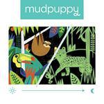 Mudpuppy Puzzle świecące w ciemności Las tropikalny 100 elementów 5+ w sklepie internetowym MądreSzkraby