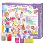 Pianki MARSHMALLOW DIY - kiosk z piankami do robienia dla dzieci SENTOSPHERE w sklepie internetowym MądreSzkraby