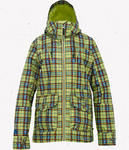 BURTON Method Jacket Aloe Gypsy Plaid W12 w sklepie internetowym SnowStyle.pl