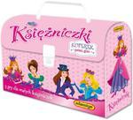 ADAMIGO KUFEREK KSIĘŻNICZKI 6571 w sklepie internetowym e-zabawkowo.pl