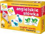 ADAMIGO GRA MEMORY ANGIELSKIE SŁÓWKA 5628 w sklepie internetowym e-zabawkowo.pl