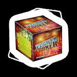 Bateria FLOWER POWER - 49 strzały w sklepie internetowym Sklep-militarny.com.pl