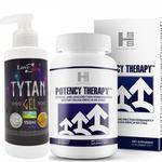 Potency Therapy 60kaps MOCNA, SILNA, DŁUGA EREKCJA w sklepie internetowym eRozkosz.pl