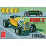 Model plastikowy - Samochód 1929 Ford Model A Roadster (2 modele!) - AMT w sklepie internetowym mix-hurt