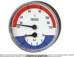Termomanometr WP80T R1/2 0,4 MPa/120 WIKA 7347468 w sklepie internetowym DTG ogrzewanieco