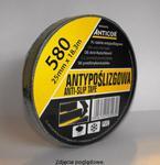 Taśma antypoślizgowa czarna 25mmx18,3m ANTICOR PB-5800001-0025018 w sklepie internetowym DTG ogrzewanieco