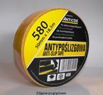 Taśma antypoślizgowa żółta 50mmx18,3m ANTICOR PB-5800008-0050018 w sklepie internetowym DTG ogrzewanieco