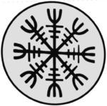 Runiczny krąg ochronny - Runy w sklepie internetowym As2.pl