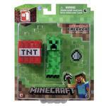 Figurka Minecraft Creeper + akcesoria w sklepie internetowym KochamZabawki.eu