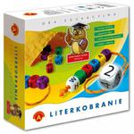 Literkobranie Alexander gra edukacyjna w sklepie internetowym Zabawka i wyprawka