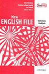 New English File Elementary Workbook w sklepie internetowym Libristo.pl