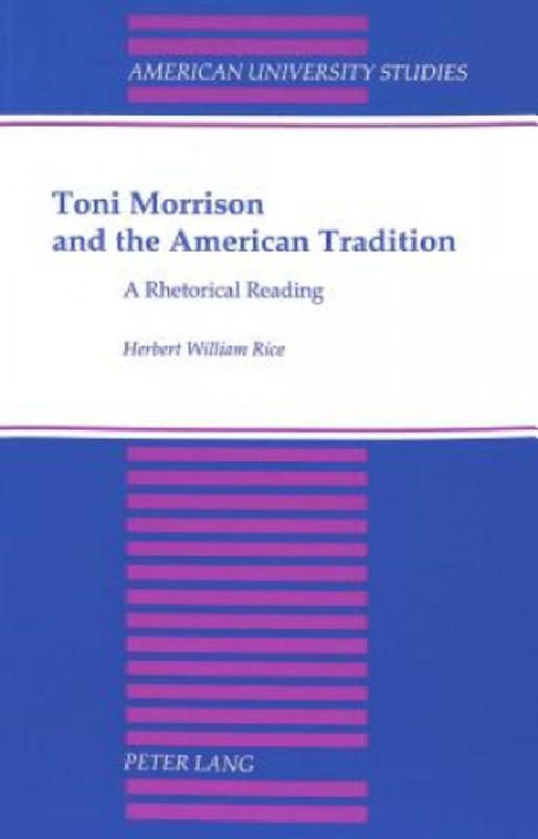 an introduction to the comparison of literature by toni morrison and zora neale hurston
