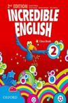 Incredible English: 2: Class Book w sklepie internetowym Libristo.pl