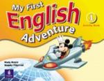 My First English Adventure Level 1 Activity Book w sklepie internetowym Libristo.pl