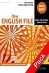 New English File: Upper-Intermediate: MultiPACK B w sklepie internetowym Libristo.pl