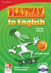 Playway to English Level 3 Activity Book with CD-ROM w sklepie internetowym Libristo.pl