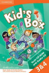 Kid's Box Levels 3-4 Tests CD-ROM and Audio CD w sklepie internetowym Libristo.pl