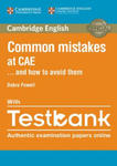 Common Mistakes at CAE... and How to Avoid Them Paperback with Testbank w sklepie internetowym Libristo.pl