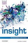 Insight Pre Intermediate Student Book w sklepie internetowym Libristo.pl