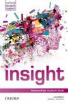 insight: Intermediate: Student's Book w sklepie internetowym Libristo.pl