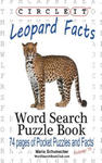 Circle It, Leopard Facts, Word Search, Puzzle Book w sklepie internetowym Libristo.pl