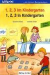 1, 2, 3 im Kindergarten, Deutsch-Englisch. 1, 2, 3 in Kindergarten w sklepie internetowym Libristo.pl