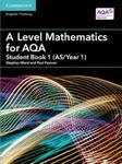 A Level Mathematics for AQA Student Book 1 (AS/Year 1) w sklepie internetowym Libristo.pl