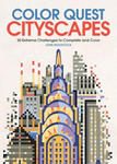 Color Quest: Cityscapes: 30 Extreme Challenges to Complete and Color w sklepie internetowym Libristo.pl