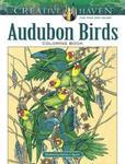 Creative Haven Audubon Birds Coloring Book w sklepie internetowym Libristo.pl
