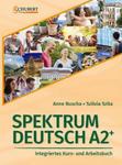 Spektrum Deutsch A2+: Integriertes Kurs- und Arbeitsbuch für Deutsch als Fremdsprache, m. 2 Audio-CDs + Lösungsheft w sklepie internetowym Libristo.pl