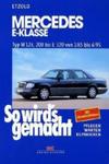 Mercedes E-Klasse Typ W 124, 200 bis E 320 von 1/85 bis 6/95 w sklepie internetowym Libristo.pl