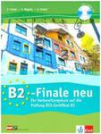 B2-Finale neu. Übungsbuch und Audio-CD w sklepie internetowym Libristo.pl