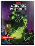 Dungeons & Dragons Acquisitions Incorporated Hc (D&d Campaign Accessory Hardcover Book) w sklepie internetowym Libristo.pl