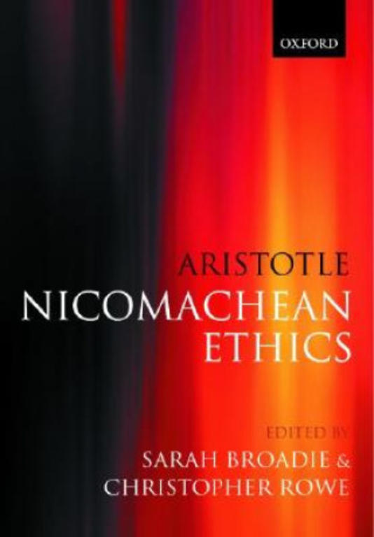 an introduction to the literary analysis of nicomachean ethics Virtue and happiness in aristotle's nicomachean ethics - in consideration to nicomachean ethics, aristotle's view of the great-souled man is that of an individual that represents happiness and obtains the five virtues: wisdom, justice, bravery, self-control, and the overall goodness within an individual (happiness.
