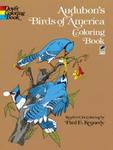 Audubon's Birds of America Coloring Book w sklepie internetowym Libristo.pl