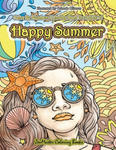 Color By Numbers Coloring Book for Adults of Happy Summer: A Summer Color By Number Coloring Book for Adults With Ocean Scenes, Island Dreams Vacation w sklepie internetowym Libristo.pl