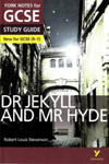 Dr Jekyll and Mr Hyde: York Notes for GCSE w sklepie internetowym Libristo.pl
