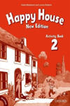 Happy House: 2 New Edition: Activity Book and MultiROM Pack w sklepie internetowym Libristo.pl