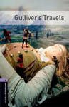 OXFORD BOOKWORMS LIBRARY New Edition 4 GULLIVER'S TRAVELS w sklepie internetowym Libristo.pl