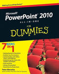 PowerPoint 2010 All-in-One For Dummies w sklepie internetowym Libristo.pl