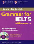 Cambridge Grammar for IELTS Student's Book with Answers and Audio CD w sklepie internetowym Libristo.pl