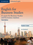 English for Business Studies Student's Book w sklepie internetowym Libristo.pl