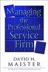 Managing The Professional Service Firm w sklepie internetowym Libristo.pl