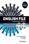 English File third edition: Pre-intermediate: MultiPACK B with Oxford Online Skills, m. DVD, m. CD-ROM, m. Buch, m. Beilage, m. Beilage w sklepie internetowym Libristo.pl