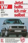 VW Golf (ab Aug. 83 bis Juli 92), Jetta (ab Febr. 84 bis 91) alle Modelle, m. 1,6-/1,8-Liter ohne syncro und Diesel w sklepie internetowym Libristo.pl